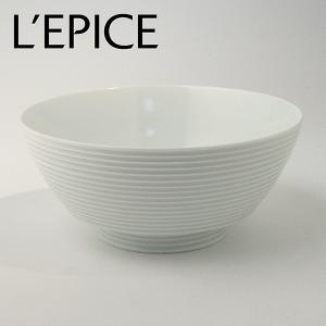 究極のラーメン鉢 白磁千段(はくじせんだん)|lepice