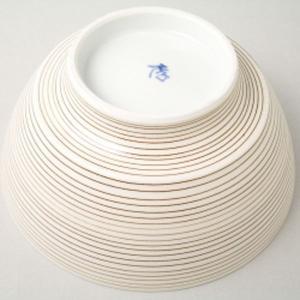 究極のラーメン鉢 錆象嵌(さびぞうがん)|lepice|04
