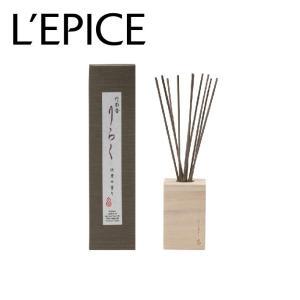 竹彩香 りらく リードフレグランス本体 沈香(じんこう) lepice