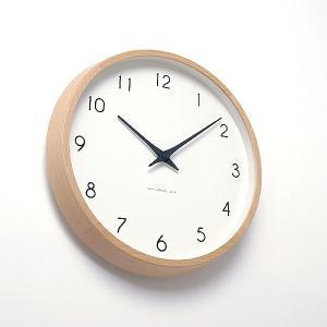 カンパーニュ 電波時計 ナチュラル|lepice|02