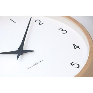 カンパーニュ 電波時計 ナチュラル|lepice|03