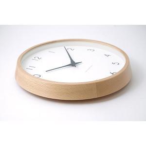 カンパーニュ 電波時計 ナチュラル|lepice|04