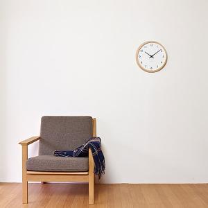 カンパーニュ 電波時計 ナチュラル|lepice|05