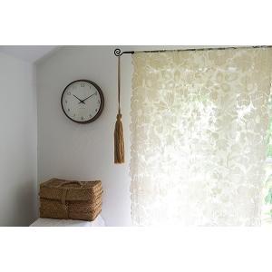 カンパーニュ 電波時計 ブラウン|lepice|03