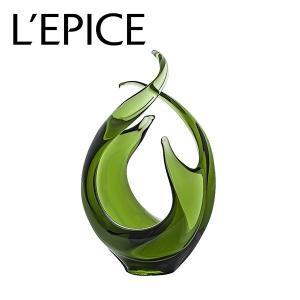 スガハラ フラワーベース ranke ランケ  フォレスト 手作り 一輪挿し ギフト|lepice