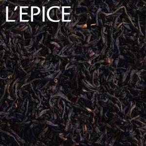 紅茶 リーフティー ガーデンティー キーマン 祁門紅茶 100g ホテル仕様|lepice
