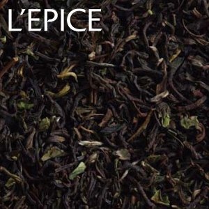 紅茶 リーフティー ダージリン セイロン ディープグリーン 100g ホテル仕様|lepice