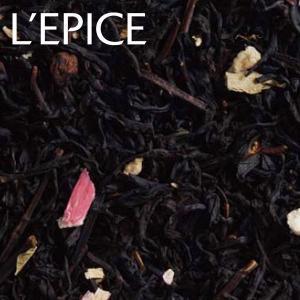 紅茶 リーフティー フレーバーティ ジパング  50g ホテル仕様|lepice
