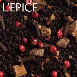 紅茶 リーフティー フレーバーティ アッサム シナモン クローブ レピス  50g ホテル仕様|lepice