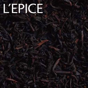 紅茶 リーフティー フレーバーティ キャラメル  50g ホテル仕様|lepice