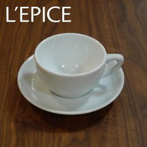 コーヒー・ティー兼用カップ GDA パレルム(ソーサーは別売りです)|lepice