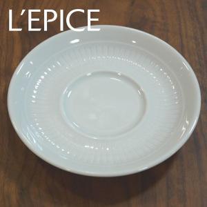 ソーサー GDA パレルム(コーヒーカップは別売りです)|lepice