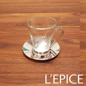 オスロ ティーカップ&ソーサー|lepice