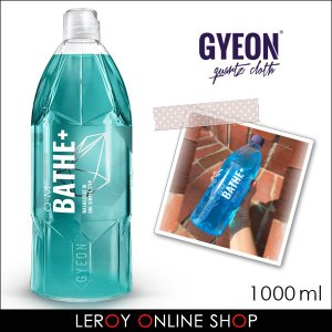 GYEON ジーオン Bathe+(バスプラス) 強力撥水カーシャンプー 1000ml|leroyshop