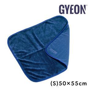 洗車タオル GYEON ジーオン Silkdryer(シルクドライヤー) 拭き取り用クロス S 50×55cm 使用画像あり|leroyshop