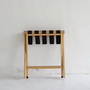<ナチュラル>木製ラゲージラック・バゲッジラック ホテルシリーズ | baggage rack ||  L.E.S Original|les|05