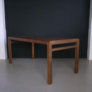 木製ダイニング テーブル  バレナ ウォールナット | Wood dining table walnut || AJIM|les