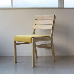 バレナ ウッドバックチェア アッシュ | Ballena wood back chair || AJIM|les