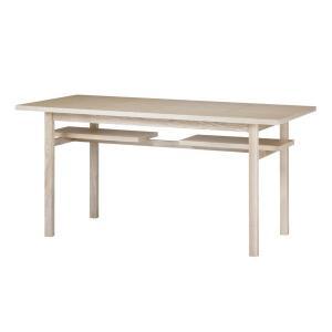 棚板付きダイニングテーブル FLAME ナチュラル | flame dining table NATURAL || SIEVE シーヴ|les