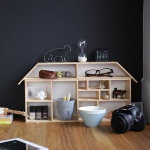 飾り棚 HOUSE|les