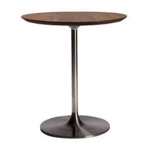 ヌーベ カフェテーブル  ウォルナット | Nube coffee table walnut || AJIM / アジム|les