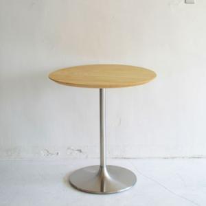 ヌーベ カフェテーブル  ホワイトアッシュ |les