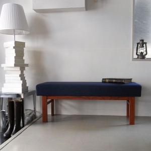 <生地ランクA/アッシュ>木製ベンチ(背もたれなし) アウル | OWL dining bench ||  北欧 ミッドセンチュリー カフェ|les