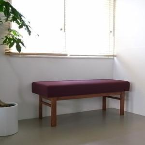 <生地ランクB/アッシュ>アウル 木製ベンチ(背もたれなし) | OWL dining bench || L.E.Sオリジナル    北欧 ミッドセンチュリー カフェ|les