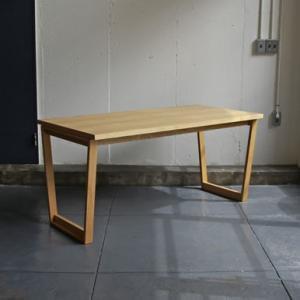 <オーク>木製ダイニングテーブル アウルOWL |les
