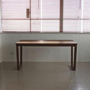 <ウォールナット>木製ダイニングテーブル アウル | OWL    北欧 ミッドセンチュリー カフェ|les|02