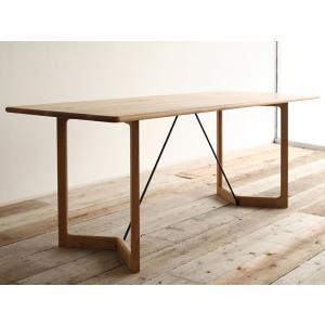 <幅154cm>木製ダイニングテーブル 154 ナラ | Dining Table 154 oak | SICURO シクロ|les