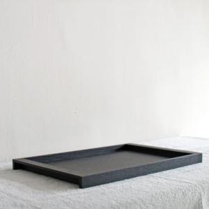 持ち手付き木製トレー(手持ち盆)|les|02