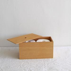 トイレットロール収納ボックス|les
