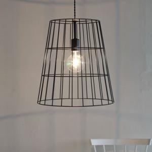 【今だけ半額】ワイヤーバスケットランプ | Wire basket lamp|les|02