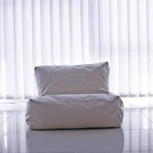 ザ・ソファー 1P PVC ホワイト|les