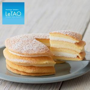 チーズケーキ 母の日 2019 パンケーキ リコッタチーズ ルタオ 20周年記念菓 スイーツ ルコッタ 直径約11cm (2〜4名様)|letao