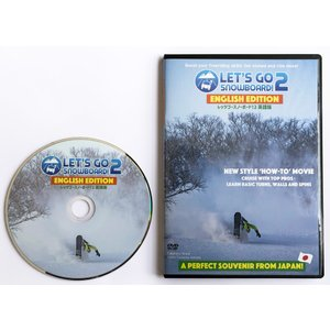 LET'S GO SNOWBOARD!2 ENGLISH EDITION