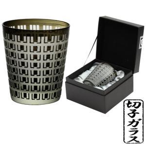食器 ギフト J-Comonノーチェロックグラス(布貼りギフトBOX入り) グラス ギフト|leun