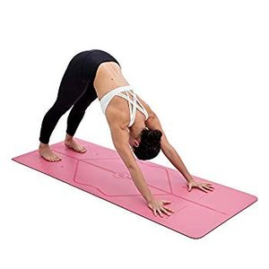 Liforme Travel Yoga Mat - The World's Best Eco-Fri...