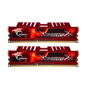 Desktop Me G.SKILL Ripjaws X Series 8GB 240-Pin DDR3 SDRAM DDR3 1600 PC3 12800