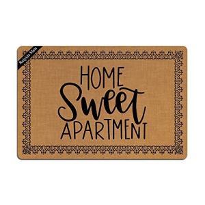 Ruiyida Mats Home Sweet Apartment Doormat Entrance...