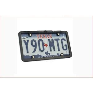 BOYO VTL375TJ - Ultra Slim Full-Frame License Plat...