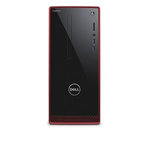 Dell Inspiron i3656-3355BLK Desktop (AMD A10, 8 GB...