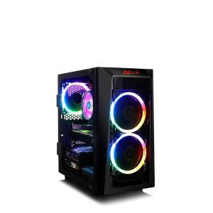 CLX Set with AMD Ryzen 7 3700X 3.6GHz, GeForce RTX...