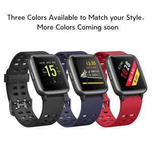 moreFit Smart Watch Fitness Tracker,TouchScreen Ac...
