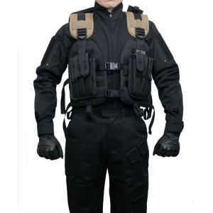 BIOHAZARD タクティカルベスト/ハンクモデル バイオハザード tactical vest hunk スターズ STARS アンブレラ Umbrella wallet 特殊部隊 Resident Evil 生化危机