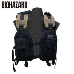 BIOHAZARD タクティカルベスト/ハンクモデル バイオハザード tactical vest hunk スターズ STARS アンブレラ Umbrella wallet 特殊部隊 Resident Evil 生化危机|level4shop|02
