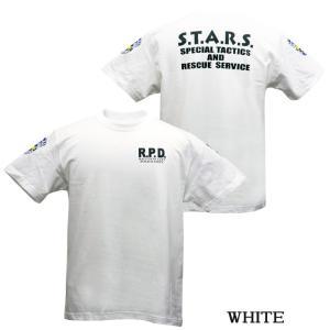 バイオハザード Tシャツ S.T.A.R.S. スターズTシャツ アンブレラ Umbrella biohazard 特殊部隊 Resident Evil レオン クリス 生化危机 level4shop 03
