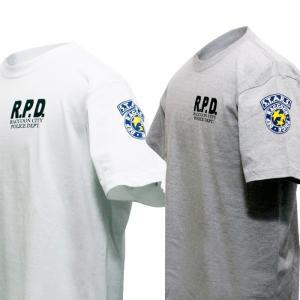 バイオハザード Tシャツ S.T.A.R.S. スターズTシャツ アンブレラ Umbrella biohazard 特殊部隊 Resident Evil レオン クリス 生化危机 level4shop 05