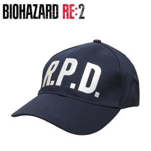 『バイオハザード RE:2』の主人公レオンが所属する「R.P.D.(Raccoon Police D...